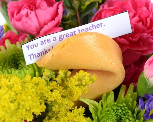 Lucky Yu Custom Fortune Cookie