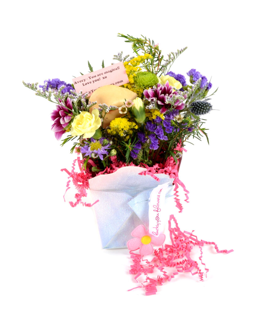 The Unicorn Lucky You Flowers