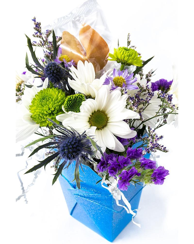 ucky You Flower Arrangement