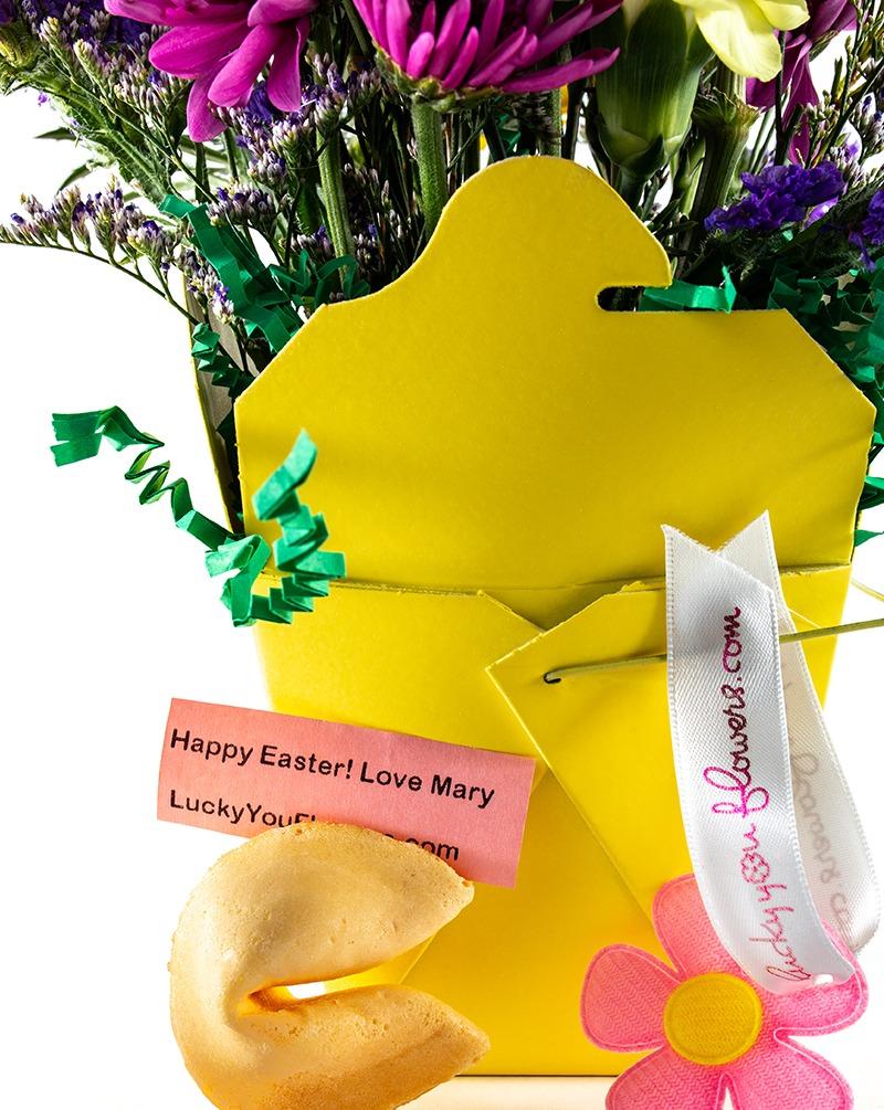 Easter Lucky You Flower Arrangement