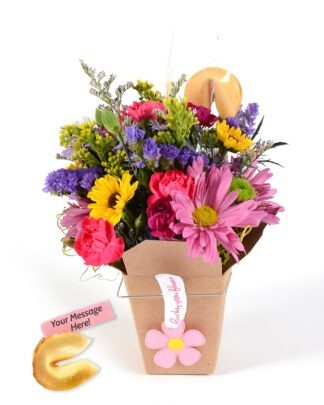 Original Lucky You Flower arrangement